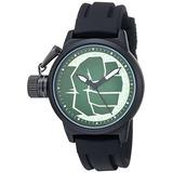 Reloj Marvel Mens W001755 The Avengers Hulk