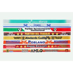 9605276da24c Pulseras De Tela Personalizadas Bordadas en Mercado Libre México