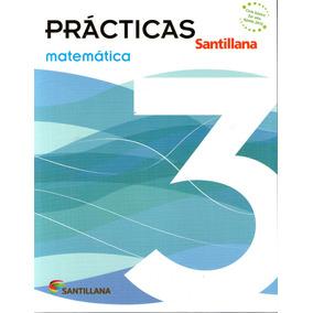 Prácticas Matemática 3 / Santillana