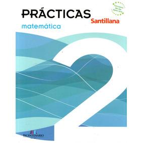 Prácticas Matemática 2 / Santillana