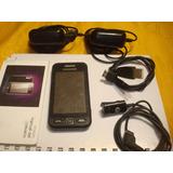 Samsumg Gt-s5230 En Caja Manual 2cargadorespared Cable Audio