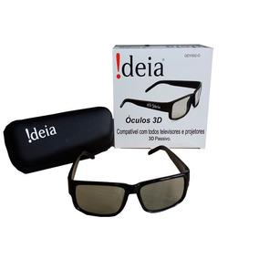 b1fd4c323 Kit Oculos 3d Philips Ambilight - Óculos 3D no Mercado Livre Brasil
