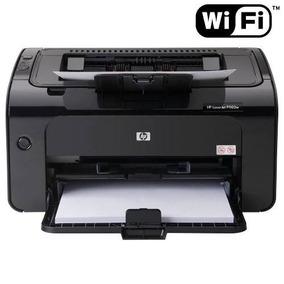 Impressora Hp Pro Laserjet 1102w Wireless - Com 5 Toner Novo
