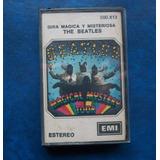 Beatles - Gira Magica Y Misteriosa - 1967 - Casette