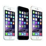 Iphone 6 16gb Libre (1 Año De Garantia) Recertificado Vidrio