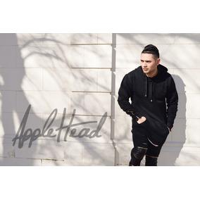 Buzo Hoodie Negro Swag Extendido Long Hip Hop Urbano. 6 vendidos - Río Negro  · Buzo Extendido Long Con Cierres Swag Zipper.   850 43d6b3e30fa