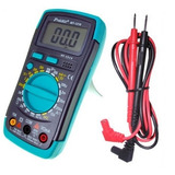 Tester Multimetro Digital Profesional Proskit Mt-1210 C/luz