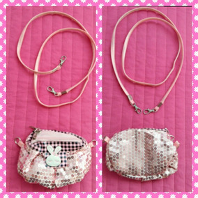Monedero Lentejuelas/cartera Hello Kitty. 2 Divisiones.