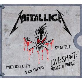 Metallica - Live Shit: Binge And Purge - 2dvd+3cd