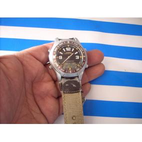 Reloj Casio Amw-701 Funcionando Coleccion