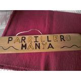 Cartel Parrillero Peñarol