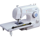 Maquina Brother Xl-3750 Convertible 35-stitch Free-arm S