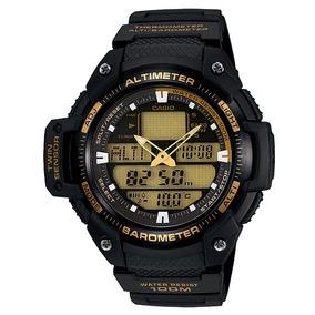 c85c25484ac Relógio Casio Outgear Sgw 300 Mod 3202 Esportivos - Relógios De ...