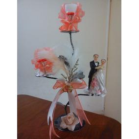 Centro De Mesa Casamiento Original Souvenirs para tu casamiento