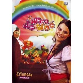 Crianças Diante Do Trono - Dvd - Arca De Noé - Original