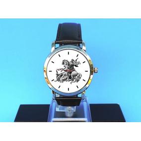3f631449cce Relogio De Parede São Jorge - Relógio Masculino no Mercado Livre Brasil