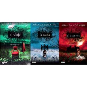 Trilogía Tierra De Magia - Amanda Hocking