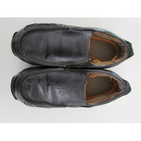 Zapatos Timberland Negros Talle 32 + Cinturon -ideal Colegio