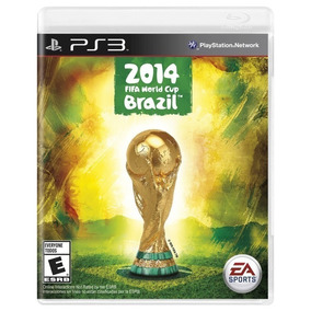 Fifa Brasil World Cup 2014 +fifa 13 Grátis Ps3 Ptbr Original
