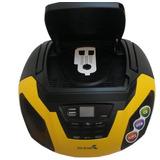 Radiograbador Reproductor Ken Brown Am-fm/cd/mp3/usb Dx-480
