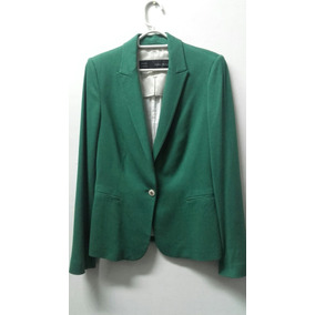 Mujer Zara Verde - Chaquetas y Blazers en Mercado Libre Uruguay 5dbf8d943cfc