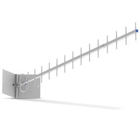 Antena De Celular Anatel Jfa 8519 850mhz 19dbi