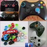 Gomas Para Palancas (50 Piezas) Ps3,4, Xbox One,360+ Spinner