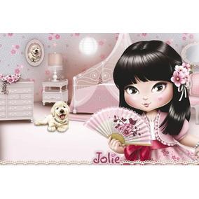 Painel Decorativo Festa Infantil Jolie Clube Tilibra (mod4)