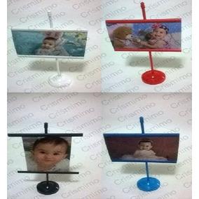 40 Mini Banner De Mesa Para Personalizar - Lembrancinhas