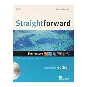 Straightforward elementary workbook em pdf livros no mercado livre straightforward elementary workbook with answer key com cd fandeluxe Image collections