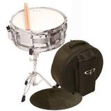 Kit De Tambor Gp Percusión Sk22 Estudiante Completa