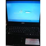 Partes Laptop Lanix Lx4si 1gb Ram 80 Gb Dd Muy Buen Estado