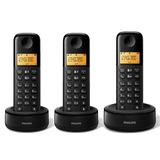 Teléfono Inalámbrico Philips D1303b