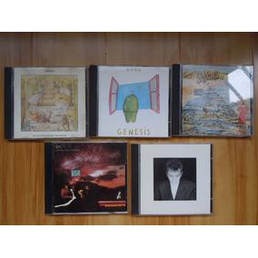 Cd Genesis Y Peter Gabriel Precio Por Unidad