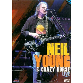Dvd - Neil Young & Crazy Horse - Live