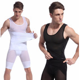 Camiseta Faja Para Hombre - Reduce Vientre - Mejora Postura