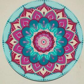 Cuadros Mandalas Pintados A Mano Decoracin para el Hogar en