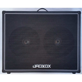 Gabinete 2x12 Modelo Jv-240-gtkd Jaovox Amplificadores