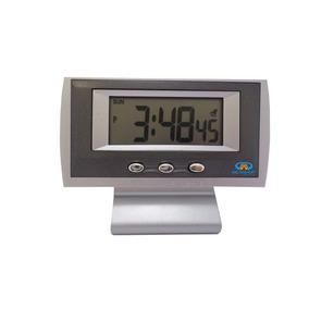 Relógio Digital De Mesa Despertador Cronometro
