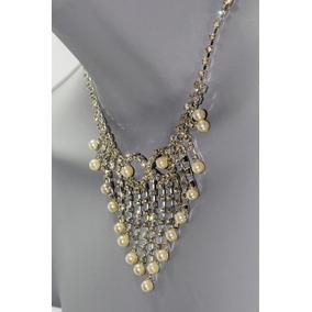 9ba940d84bbc Collar De Moda Vintage Muy Bonito Y Elegante  89 Lqe - Collares y ...