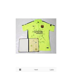 Camisa Del Barcelona 2014 Original en Mercado Libre México d2780f120b9ad