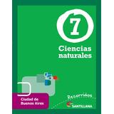 Libro De Ciencias Naturales 7 Editorial Santillana