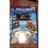 °°° Película En Dvd Era Del Hielo 4 En Caja Y Original °°°
