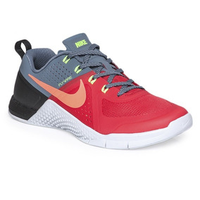 Nike Metcon rojo