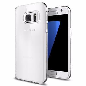 Funda Spigen Liquid Crystal Samsung Galaxy S7 Transpare