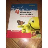 Libro Ciencias Naturales 4 Editorial Santillana