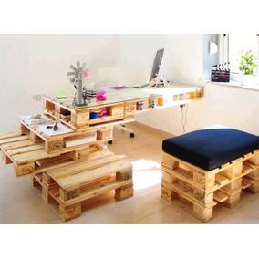 Muebles Reciclados Palets en Mercado Libre Mxico