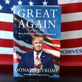 Pack Donald Trump Pdf Digital (4 Libros En Ingles)