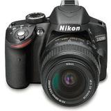 Nikon D3200 Cámara 24.2 Mp Cmos Digital Slr Con 18-55mm Nikk