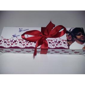 Bis Personalizado Dia Dos Namorados Caixa Com 20un